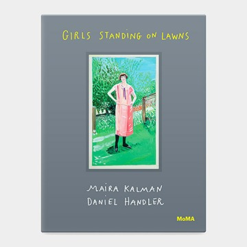 Girls Standing on Lawns (MoMA, 2014) front cover