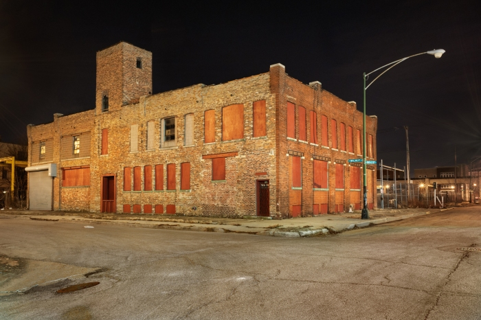 Warehouse, Chicago, Illinois